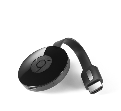 Harmony En Chromecast