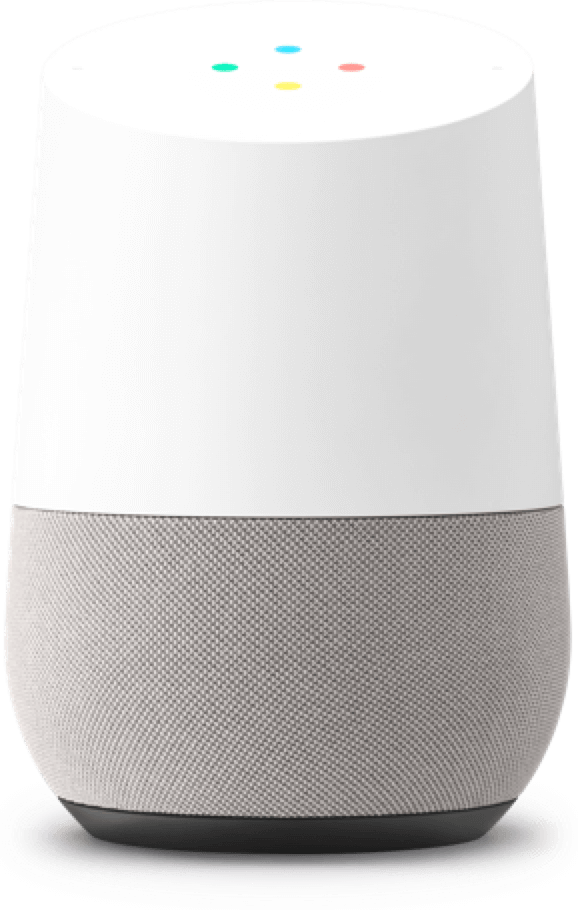 What can you hook up to google home mini